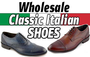 Wholesale classic italian shoes